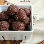 tart cherry pie snack balls