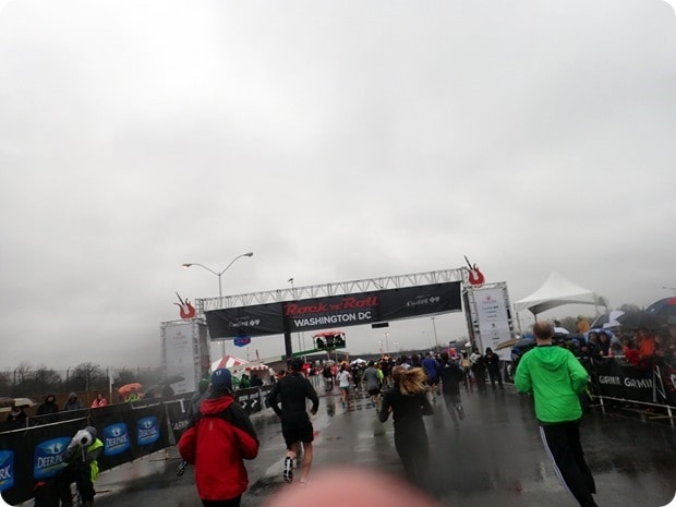 rock n roll dc 2015 finish line
