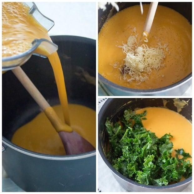 butternut squash mac and cheese sauce