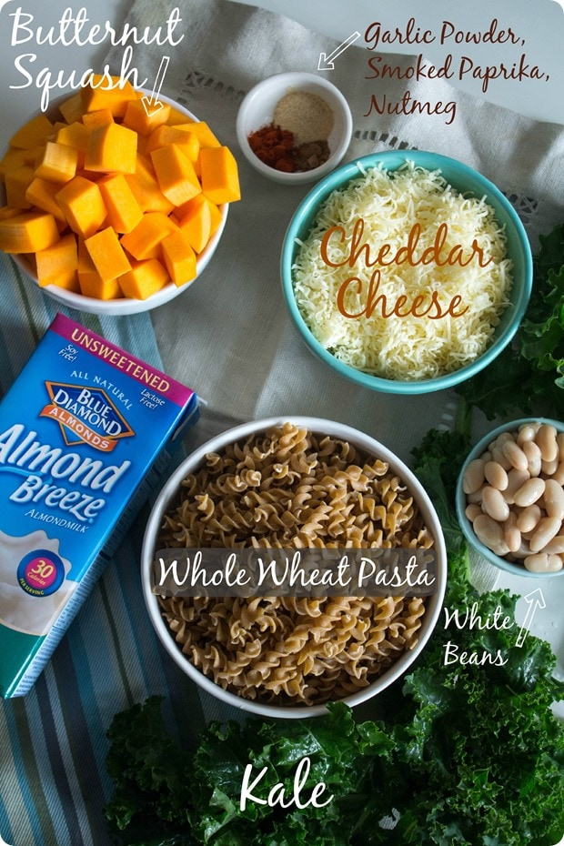 mac-n-cheese ingredients