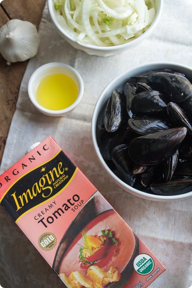 mussel tomato broth recipe