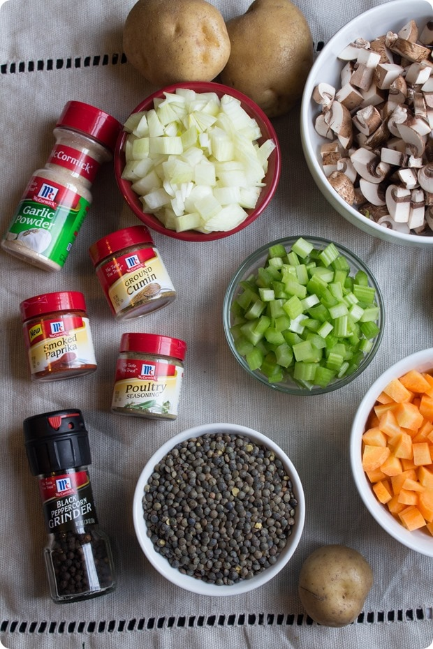 shepherds pie ingredients