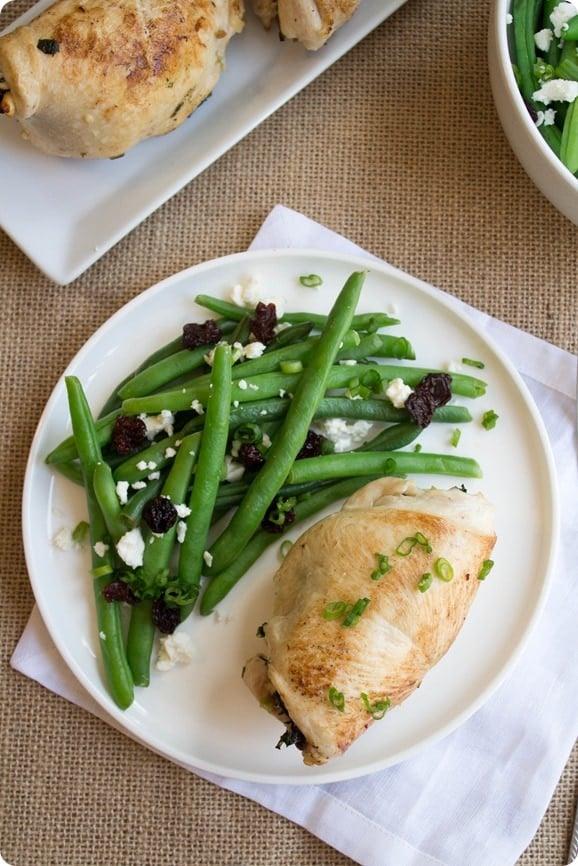 stuffed chicken recipe