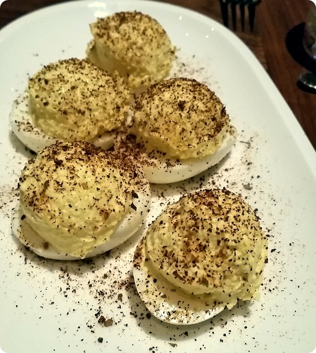 barrel and bushel tysons deviled eggs