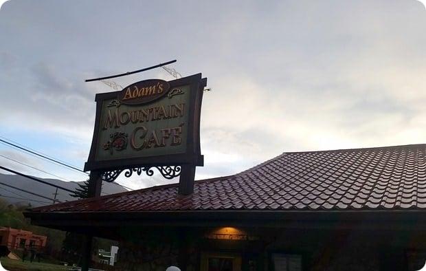 adams mountain cafe colorado springs