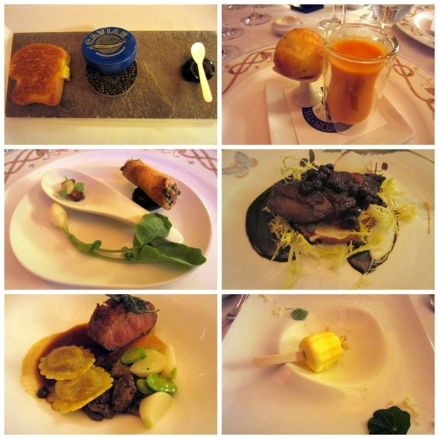 inn at little washington tasting dinner