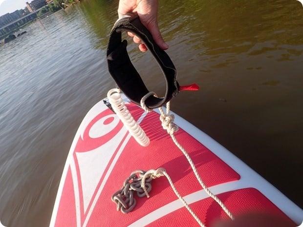 sup yoga key bridge boathouse