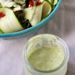 creamy vegan herb salad dressing recipe
