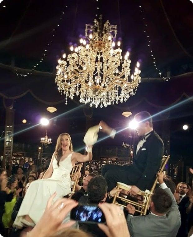 spiegeltent wedding