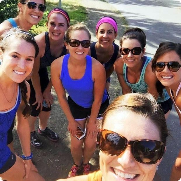 seattle half marathon shakeout run