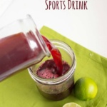 Tart Cherry Sports Drink Recipe
