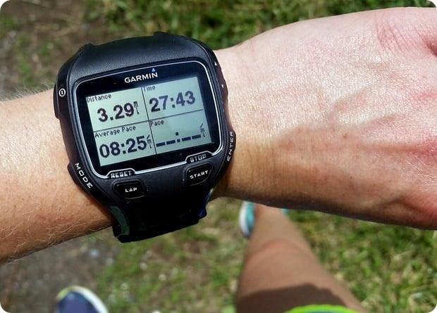 w&od trail vienna run time