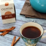 New Celestial Seasonings Chai Teas + Tea Giveaway!