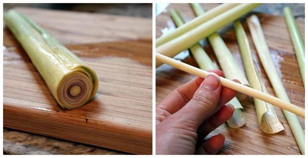 how to cook lemongrass