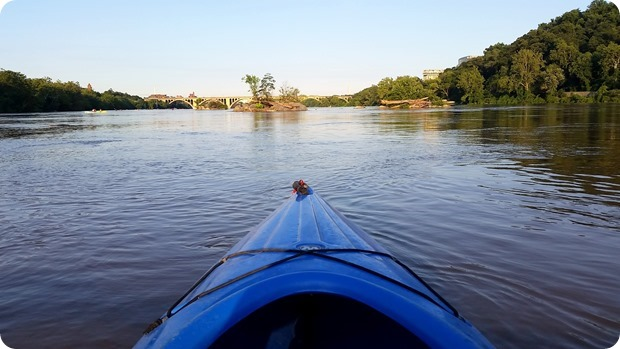 key bridge boathouse kayak rental