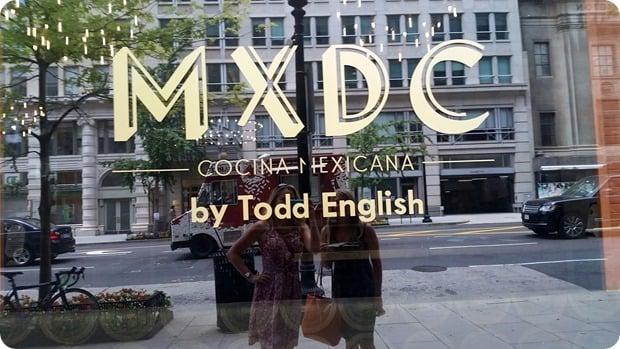 mxdc restaurant