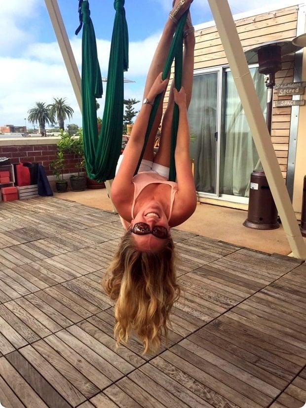 trilogy san diego aerial yoga