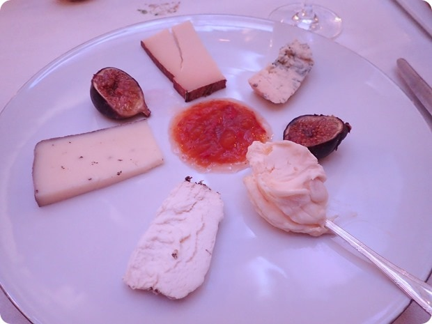 plume dc cheese plate