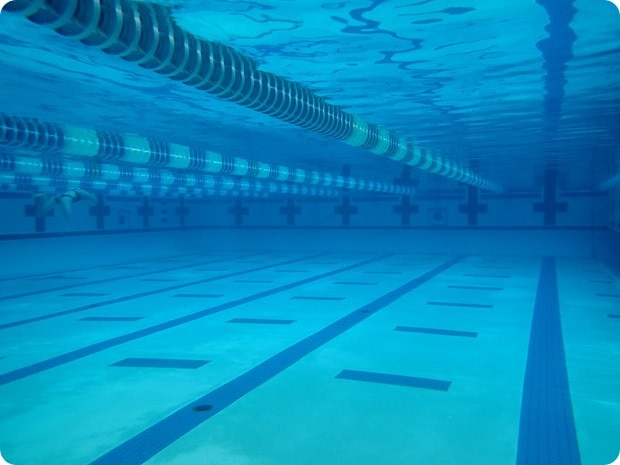 washington lee pool lap swim