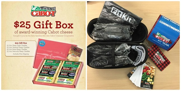 cabot fit team giveaway