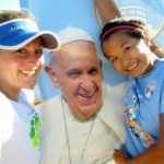 Running with the Pope + a Simple BBQ Dinner