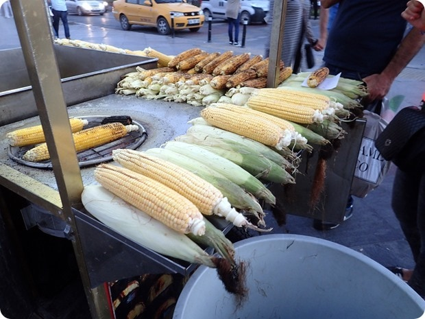 istanbul street corn