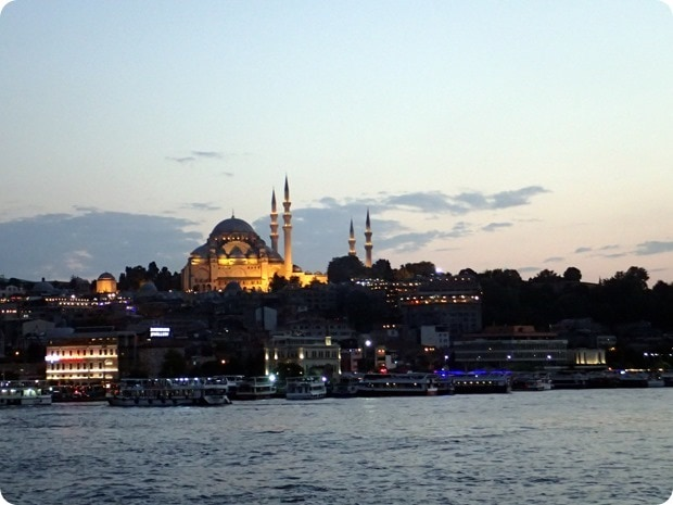 istanbul what to do overnight layover