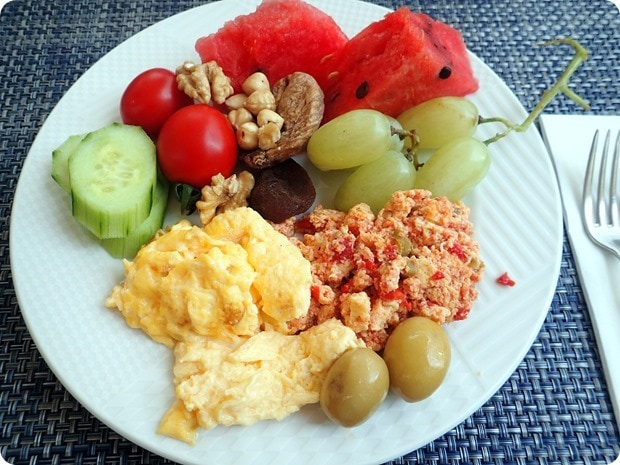 premist hotel istanbul breakfast