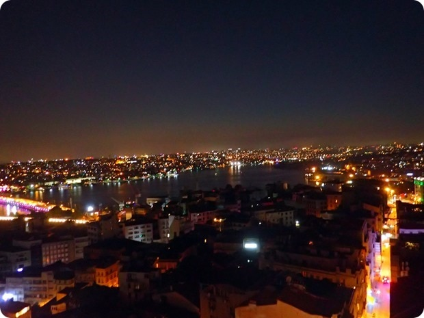 galata tower views