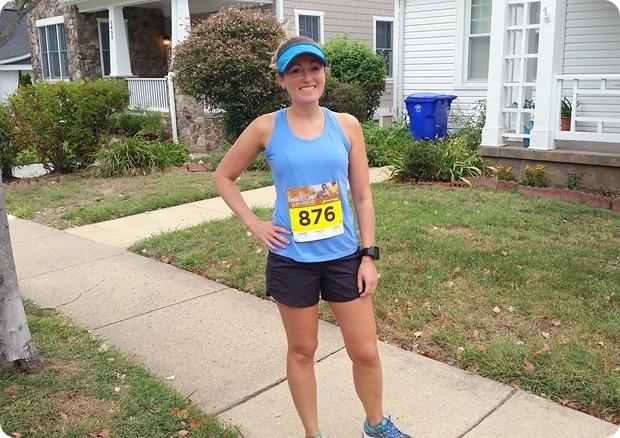 clarendon day 10k race recap