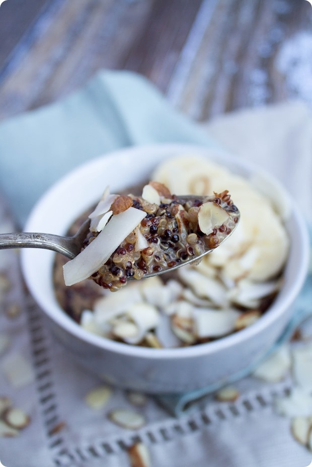 coconut breakfast quinoa 7