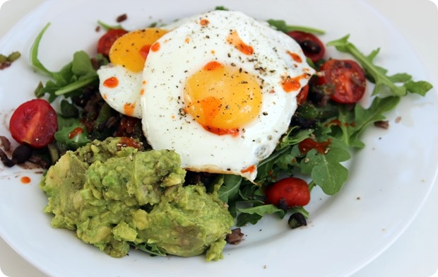 easy healthy homemade brunch