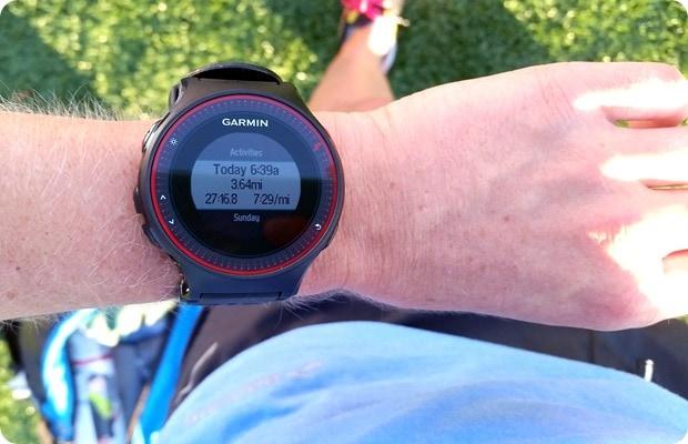 garmin 225 watch review