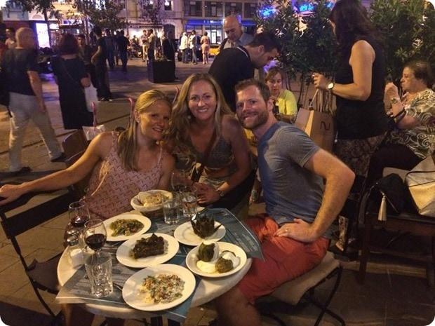 istanbul dinner at kiva