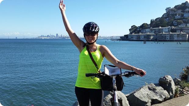 sausalito biking