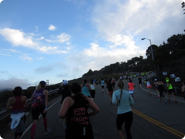 nike womens half marathon hill