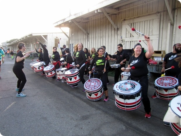 nike womens half drum band
