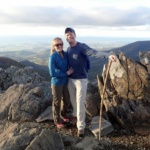 3 Year Anniversary Weekend Hiking in Shenandoah National Park