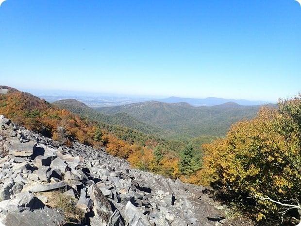 blackrock summit view
