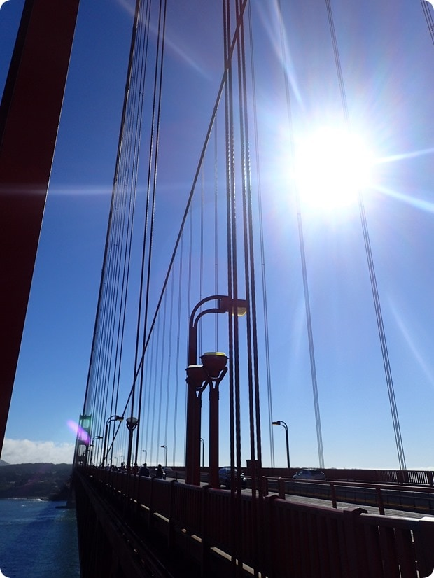 how to bike the golden gate bridge