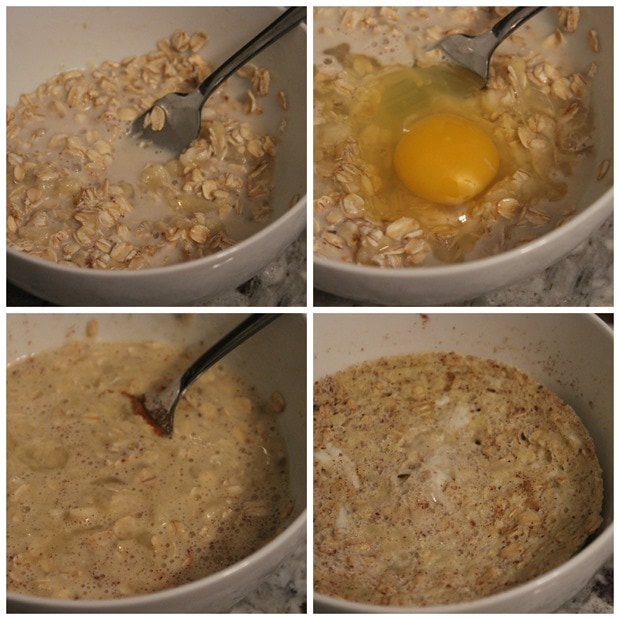 how to make oatmeal higher in protein