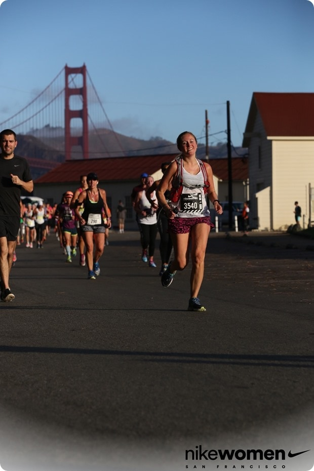 nike womens half marathon sf golden gate bridge