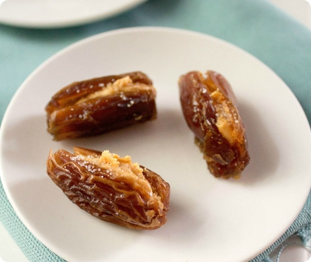 peanut butter stuffed dates 4 cropped