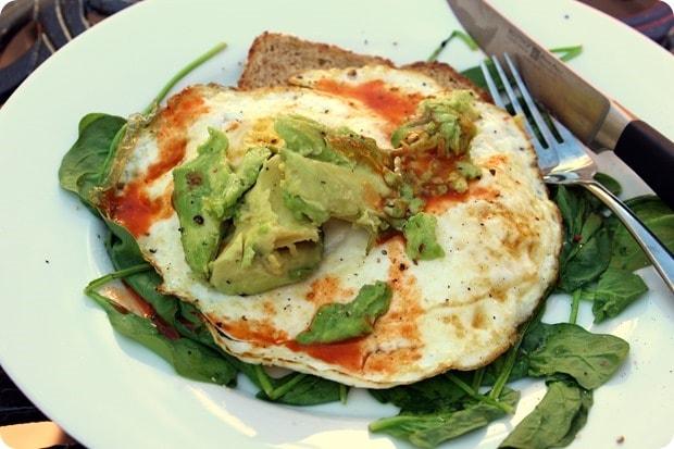 avocado nutrition