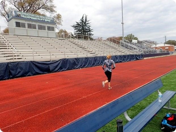washington lee high school track