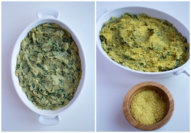 creamy vegan artichoke dip recipe