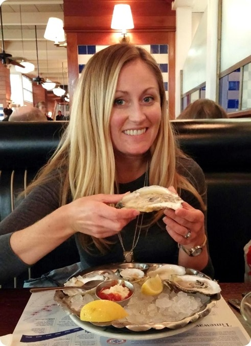 legal seafoods oysters