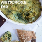 Vegan Kale Artichoke Dip Recipe