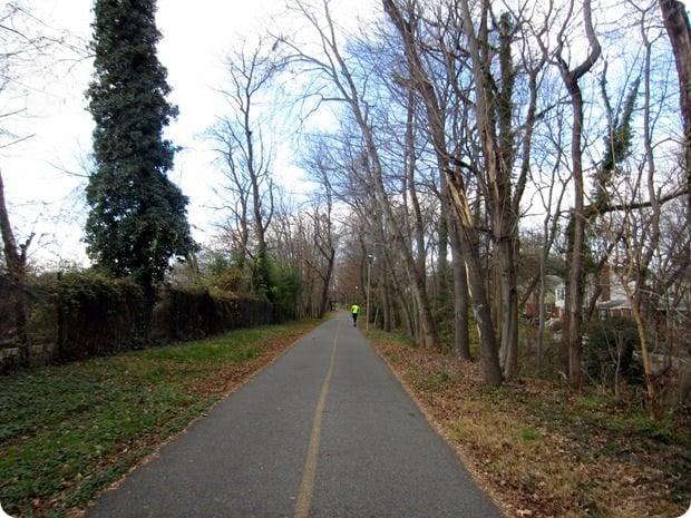 custis trail arlington running