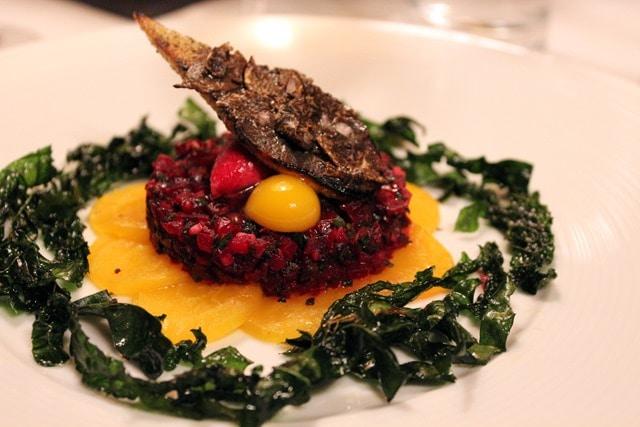 Beet Tartare Recipe — Dishmaps